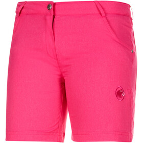 Mammut Massone Shorts Damen pink melange